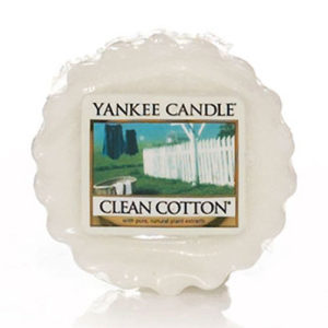 Clean Cotton - Wosk
