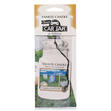 Clean Cotton - Car Jar